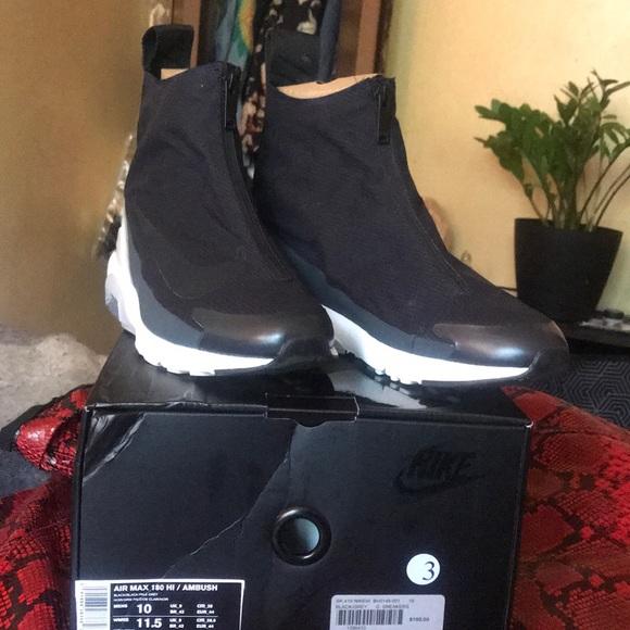 Ambush Nike Airmax 180, Men's Fashion, Footwear, Sneakers on